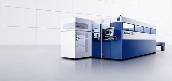 CNC TRUMPF TRUMATIC L 3030 3.2 KW