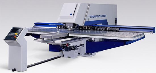 TRUMATIC 5000 R PUNCH
