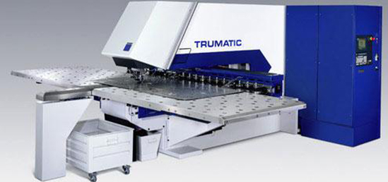TRUMATIC 260 R PUNCH